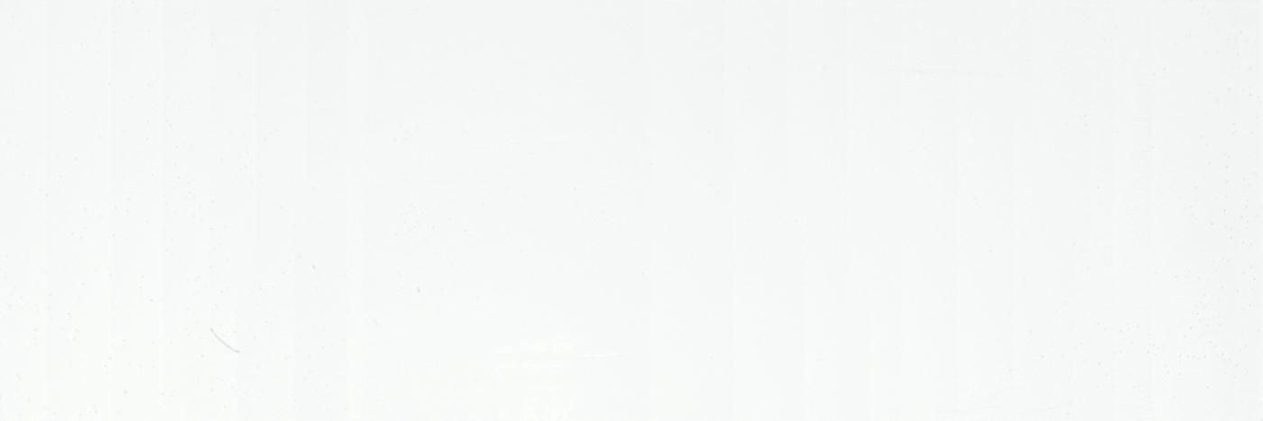 APE All White 30x90cm weiss glanz
